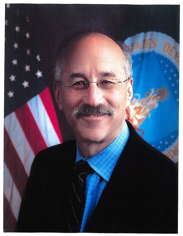 USDA Photo of Bradley Karmen